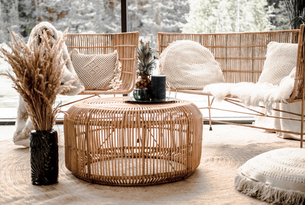 RATTAN SET FITO - Monnarita - Handmade products