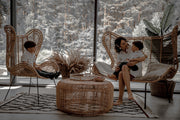 RATTAN CHAIR ISLA - Monnarita - Handmade products
