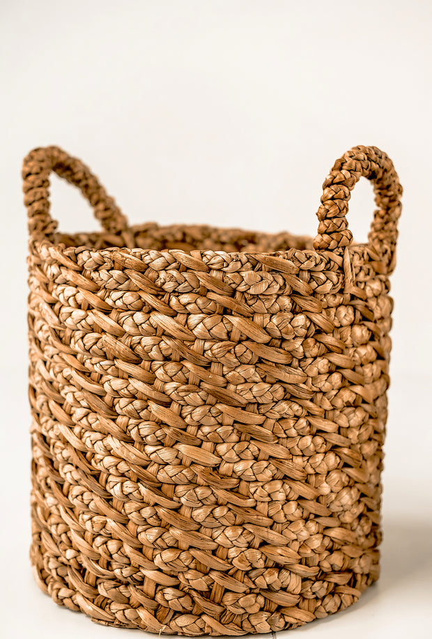 BASKETS ZORRIA - WATER HYACINTH