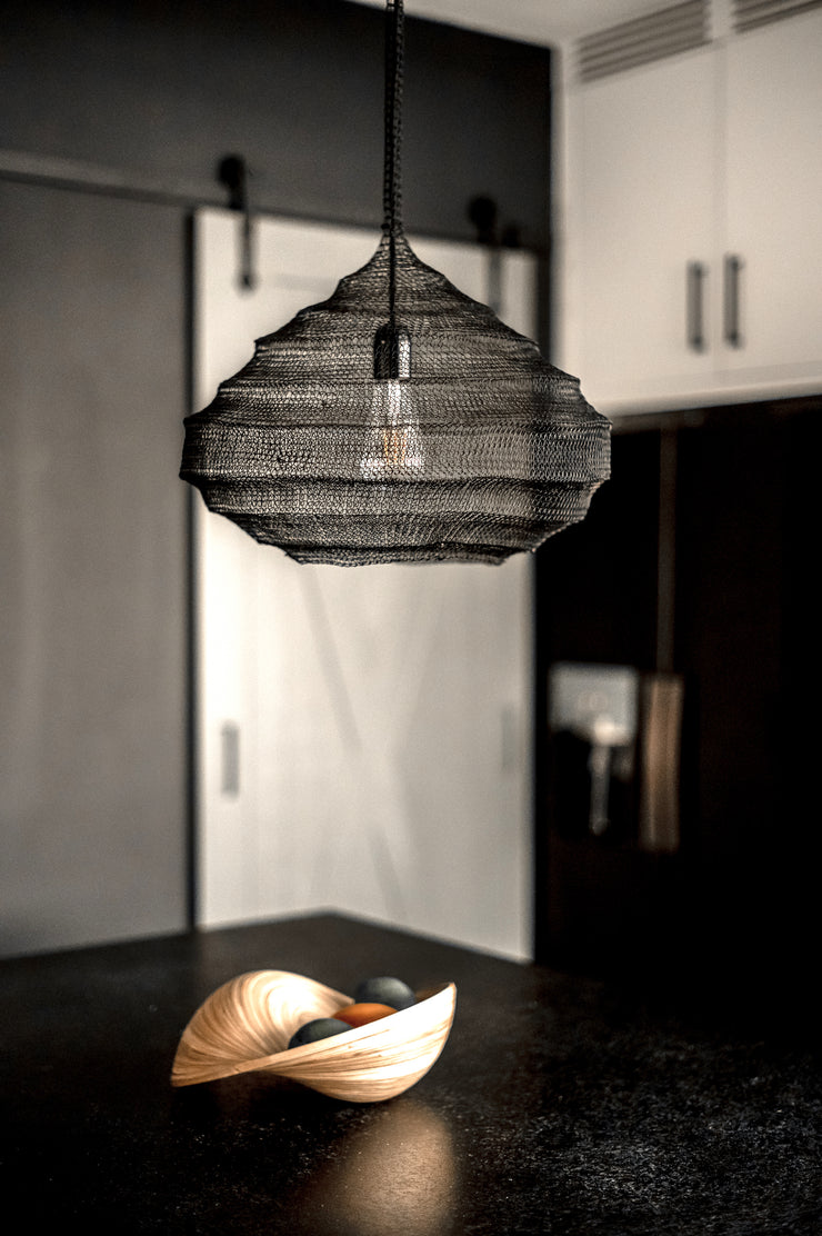 WIRE LAMP DYLAN BLACK