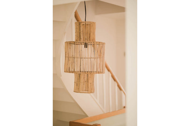 RATTAN LAMP EVE - Monnarita - Handmade products