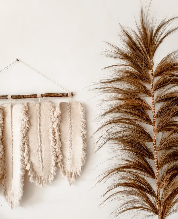 5 FEATHERS STICK - Monnarita - Handmade products