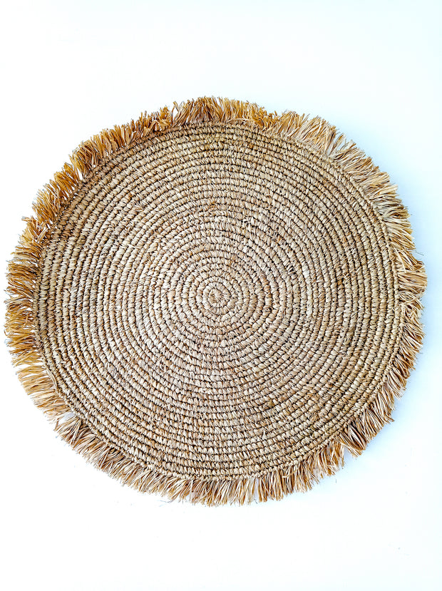 SEAGRASS WALL DECOR
