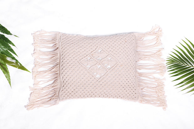 Macrame Pillowcase - Monnarita - Handmade products