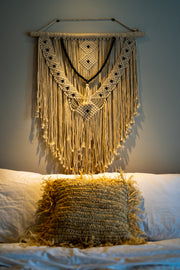 WALL ART MACRAME - Monnarita - Handmade products