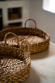 WATER HYACINTH TRAY BALI - Monnarita - Handmade products