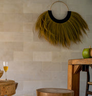 WALL DECOR TROPICAL SEAGRASS - Monnarita - Handmade products