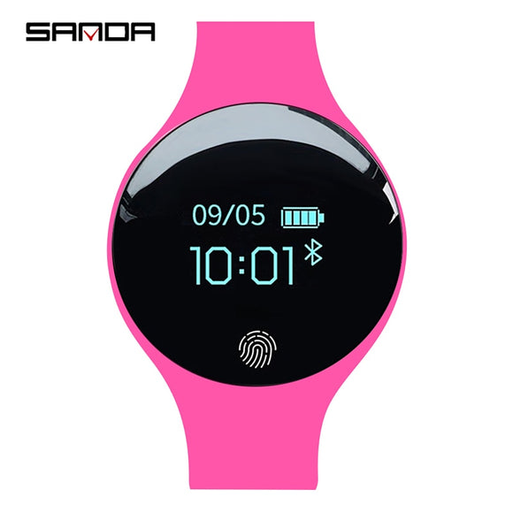 Luxury Smart Watch Women Men Sport Smart Bracelet Calorie Pedometer Fitness Watches For Android IOS Sleep Tracker SmartWatch
