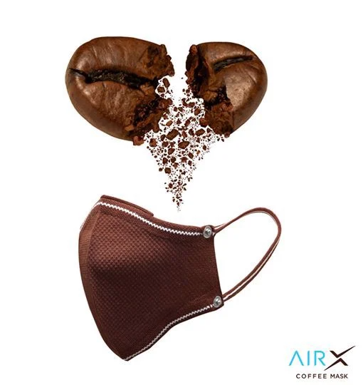 AirX - Coffe Incense Face Cover