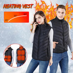 (50% OFF) 2020 Unisex Warming Heated Vest - Buy 2 Get Free Shipping
