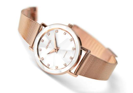 DISCOVER THE LUXURY OF ROSE GOLD WATCHES FOR WOMEN