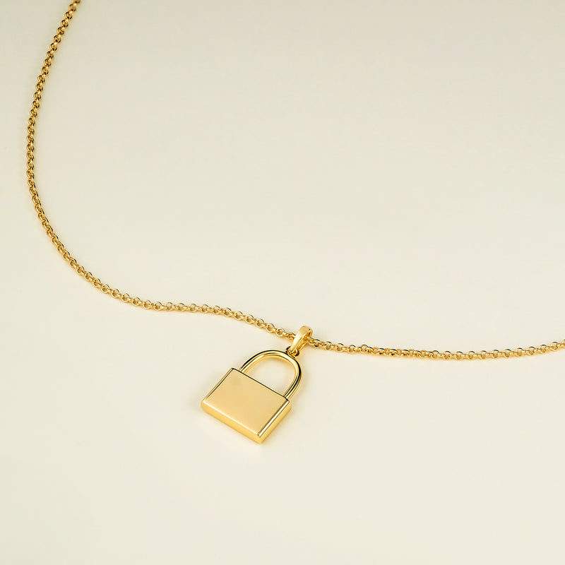 The Lock Pendant