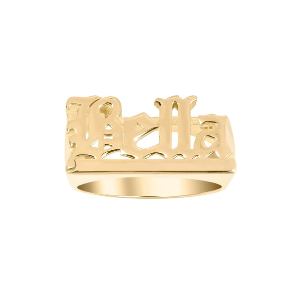 Old English Name Ring