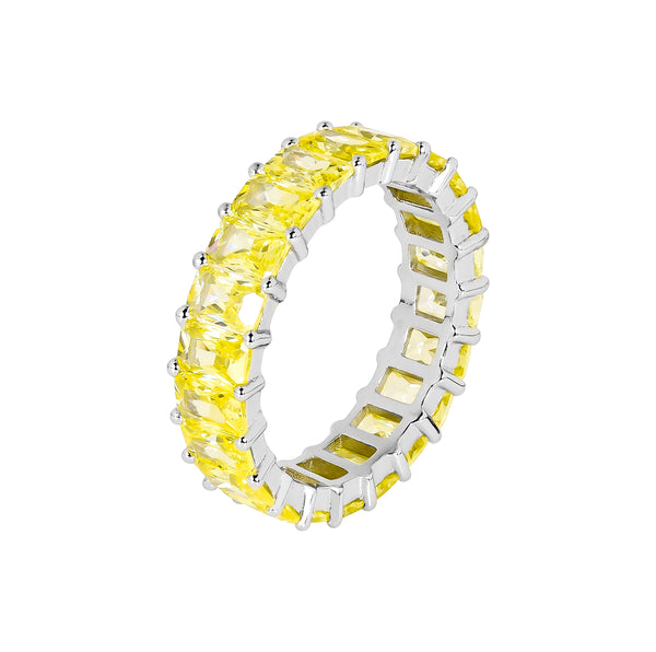 The Sunny Yellow Eternity Band