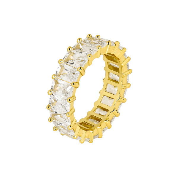 The Baguette Eternity Band