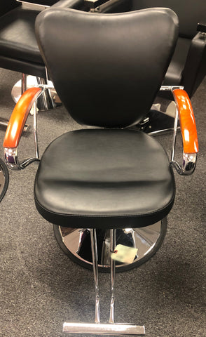 Luxury Hydraulic Salon Chair