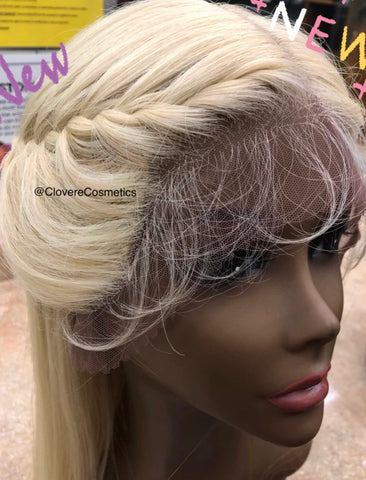 "Luxury ""Tina Snow"" Wig"