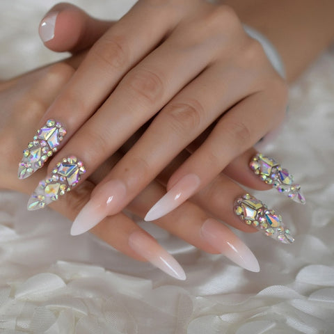 Luxury Press-On Faux Nails
