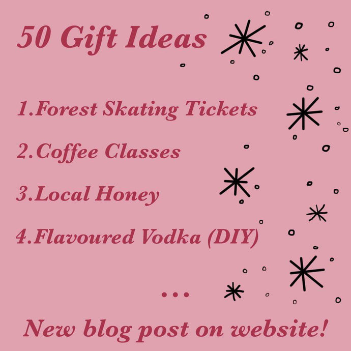 50 gift ideas for your eco-holidays!