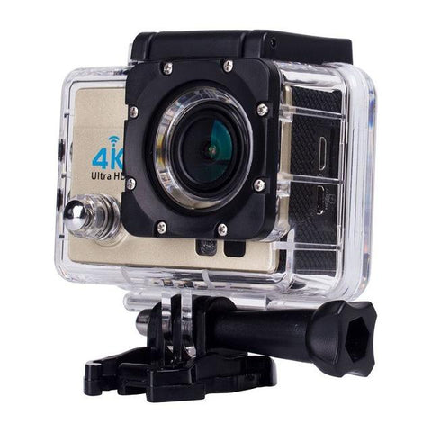 4K WIFI ACTION CAMERA ULTRA HD DV