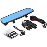 Dual Camera Car DVR Full HD 1080P Vehicle Blackbox DVR