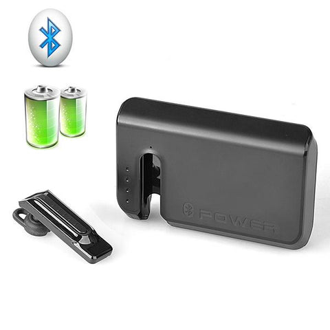 AIYOVI BT-05 POWER BANK + Mini Écouteur Bluetooth Stéréo 4.0 (7800MAH) - omar.ma