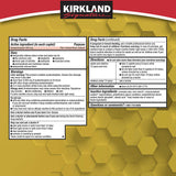 Kirkland Signature Extra Strength Acetaminophen 500 mg., 1,000 Caplets