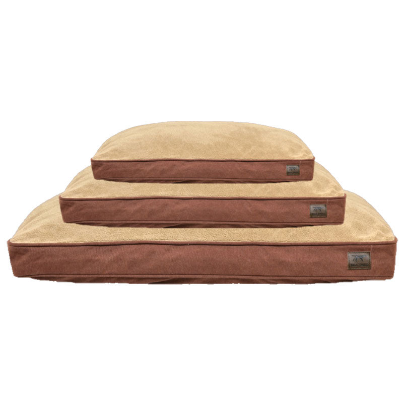 Tall Tails Brown Cushion Bed