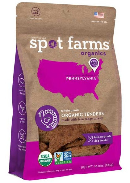 Spot Farms Free-Range Turkey Tenders