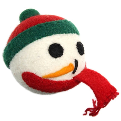 RC Pets Wooly Wonkz Holiday Toy Frosty