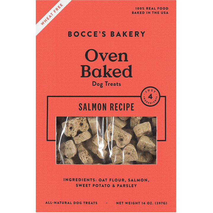 Bocce's Bakery Just Salmon & Sweet Potato