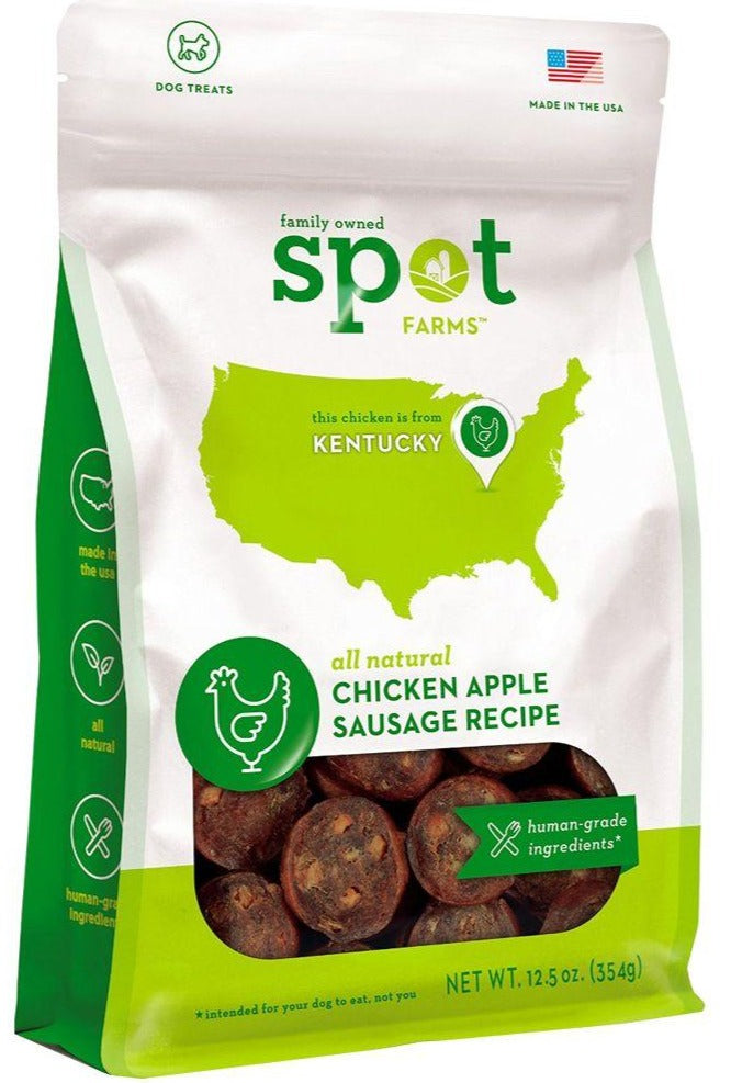 Spot Farm Chicken Apple Sausage