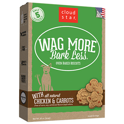 Wagmore Chicken & Carrot Biscuits