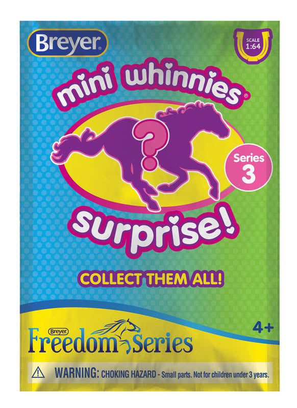 Breyer Mini Whinnies Surprise!