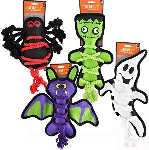 Multipet Halloween Cross-Rope