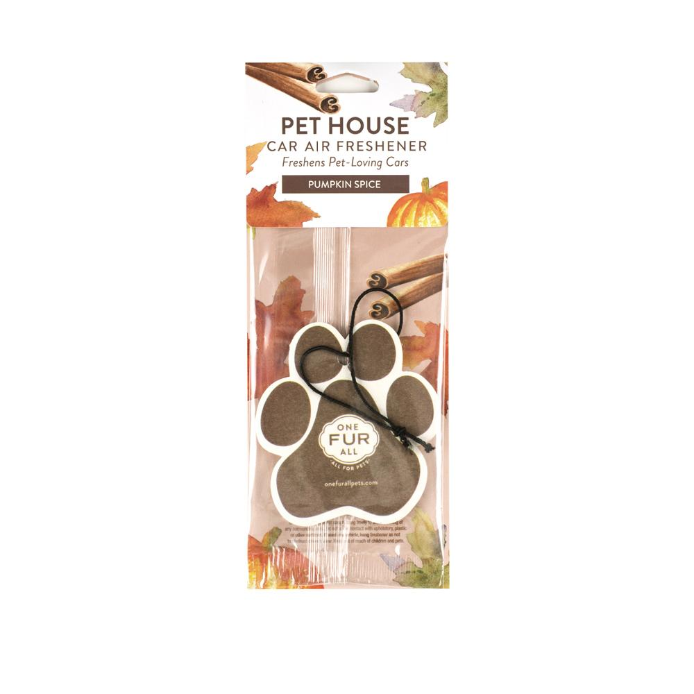 One Fur All Pet House Car Freshener -