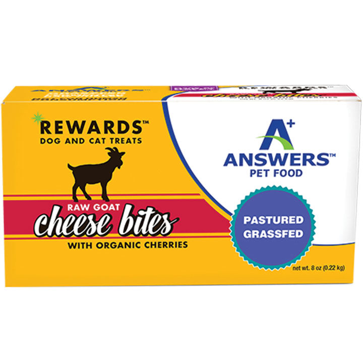 Answers Frozen Treat Goat Cheese & Cherry