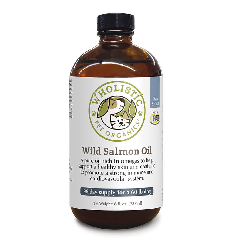 Wild Deep Sea Salmon Oil