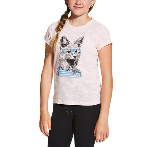 Ariat Girls Foxy Tee Blossom