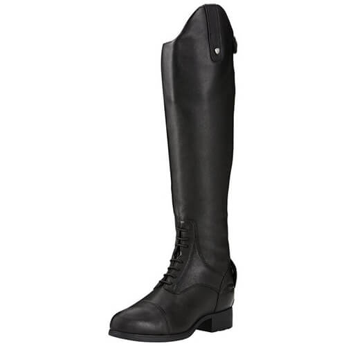 Ariat Womens Bromont Pro Tall H20 Insulted Boot Black