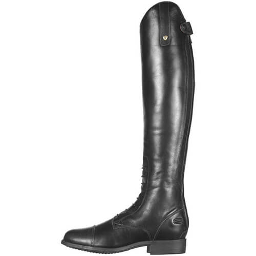 Ariat Women's Heritage Contour Field Zip Tall boot side