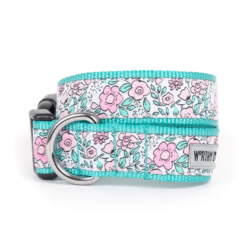 The Worthy Dog Garden Party Collar