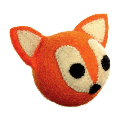 RC Pets Wooly Wonkz Woodland Toy Fox