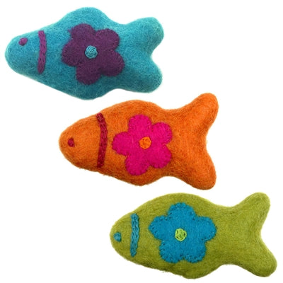 RC Pets Wooly Wonkz Woodland Toy Fish