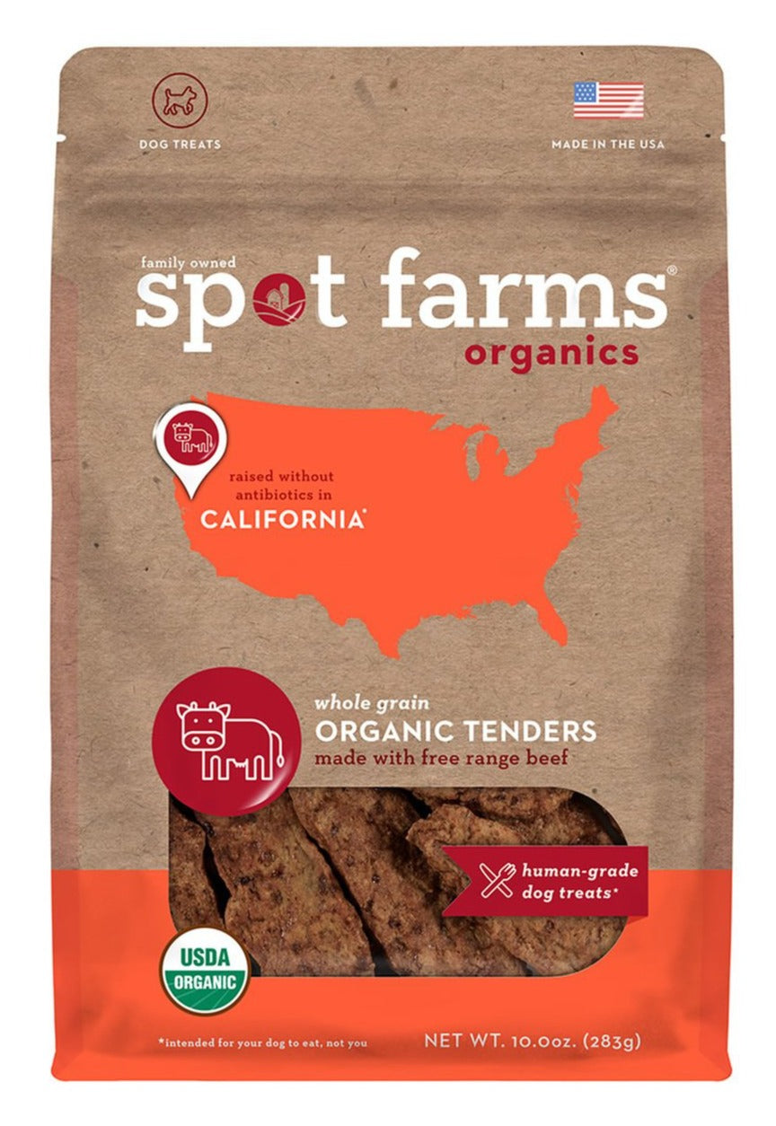 Spot Farms Organic Beef Tenders