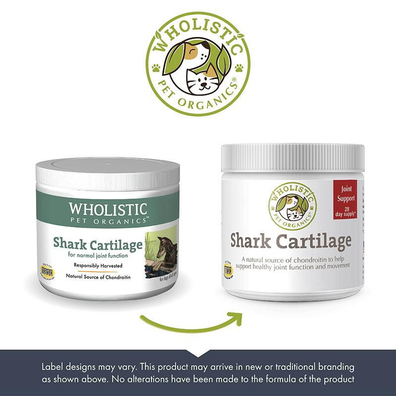 Shark Cartilage Powder old to new