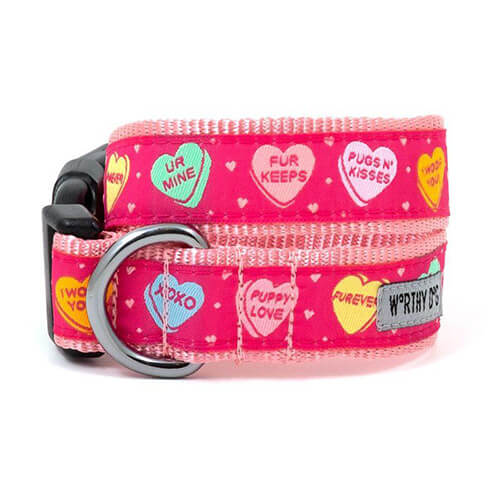 Worthy Dog Puppy Love Collar