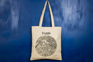 Tote bag Paris !