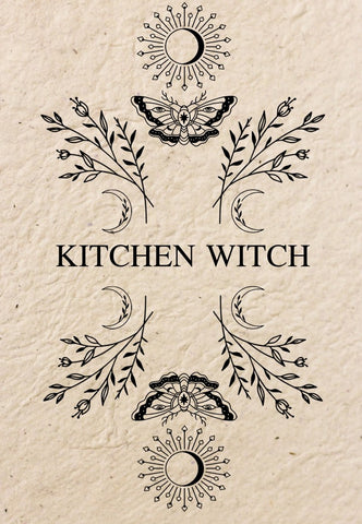 Kitchen Witch Ebook