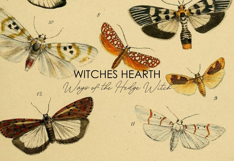 Witches Hearth - Ways of the Hedgewitch Ebook and Video Tutorials